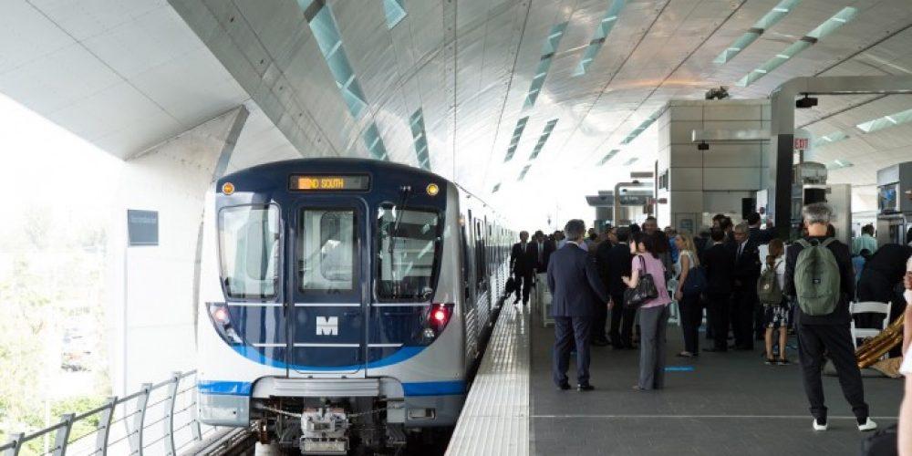 Miami: Il primo treno …
