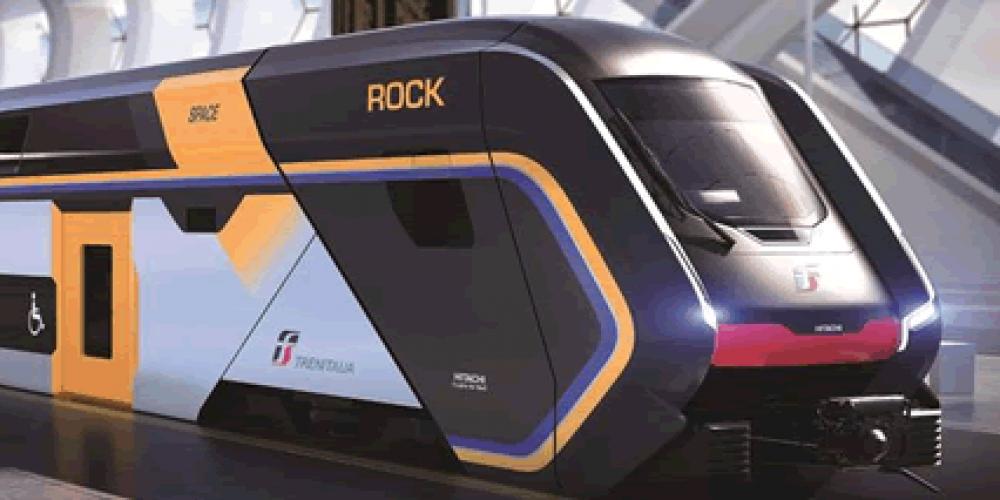HRI: Il primo treno regionale doppio piano …